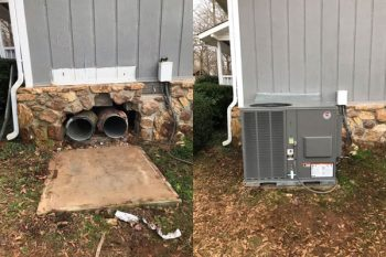 Replacement Installation